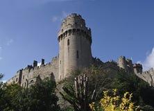 warwick замока Стоковое Изображение