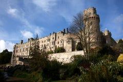 warwick замока Стоковое Изображение RF