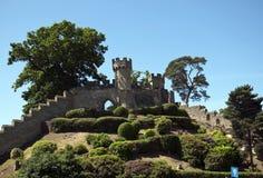warwick насыпи замока Стоковое Изображение