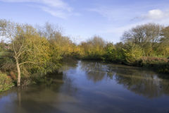 Warwick avon реки Стоковое Фото
