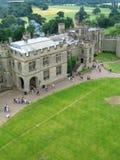 Warwick castle Stock Image