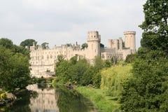 Warwick Castle. Royalty Free Stock Photos