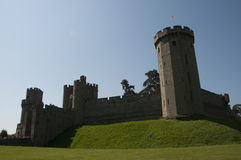 Warwick Castle Royalty Free Stock Photo