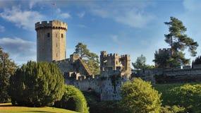 Warwick Castle Στοκ Εικόνες