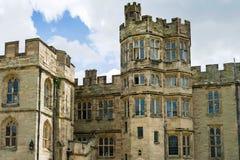 Warwick Castle royaltyfri bild