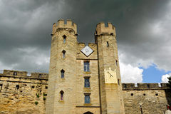 Warwick Castle Images stock