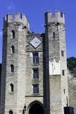 Warwick Castle - porthus arkivfoto