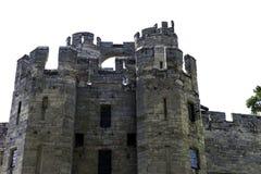 Warwick Castle - porthus-/porttorn arkivfoton