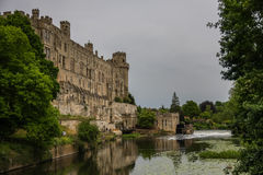 Warwick castle, UK Stock Photo