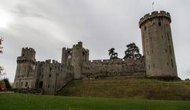 Warwick Castle. In   United Kingdom Stock Photo