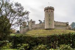 Warwick Castle. In   United Kingdom Stock Photos