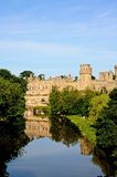 Warwick Castle. Royalty Free Stock Images
