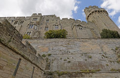 Warwick Castle Royalty Free Stock Image