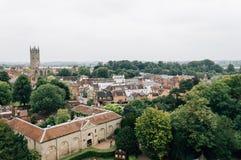 Warwick del castillo Fotografía de archivo libre de regalías