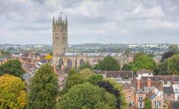 Warwick, England. Royalty Free Stock Photos