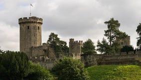 Warwick, het Verenigd Koninkrijk - September 19, 2016 stock foto's