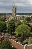 Warwick-Kirche Stockfotos