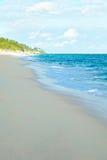 Warwick Long Bay Beach Bermuda foto de archivo
