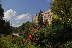 Warwick Schloss stockbilder