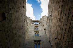 Warwick-Schloss Stockfoto