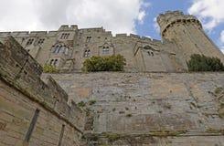 Warwick Schloss Lizenzfreies Stockbild