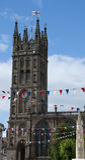 warwick st mary s церков Стоковое Фото