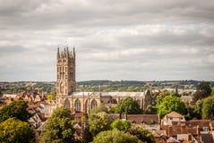 Warwick, Warickshire Стоковая Фотография RF