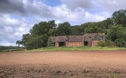 Warwickshire barn Stock Image