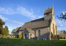 Warwickshire church Stock Image