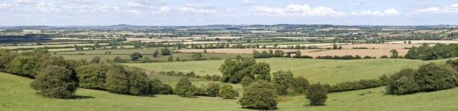 Warwickshire countryside Stock Photo