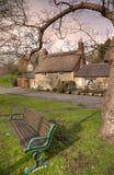 Warwickshire Village Stock Photo