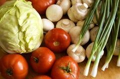 warzywa, świeże zdjęcie stock