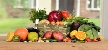 warzywa świeże owoce Zdjęcie Royalty Free