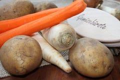Warzywa dla kucharstwa Obrazy Royalty Free