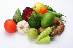 Warzywa dla mieszanej zalewy. obrazy royalty free