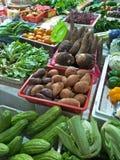 Warzywa dla sprzedaży Fotografia Stock