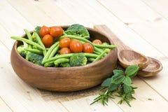 Warzywa i ziele zdjęcia stock