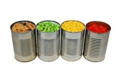 warzywa konserwowane Zdjęcie Stock