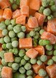 warzywa mrożone Fotografia Stock