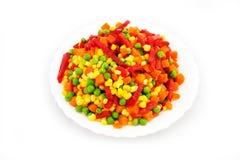 warzywa mrożone Obraz Stock