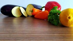 Warzywa na plateau zdjęcie royalty free