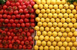 warzywa owocowe Fotografia Stock