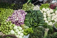 Warzywa przy Rynkiem Obraz Stock