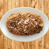 Warzywa ryżowi Fotografia Stock