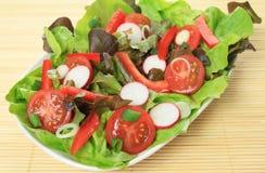 warzywa sałatkowy obrazy stock