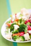 warzywa sałatkowy Obrazy Royalty Free