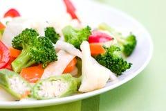 warzywa sałatkowy Obraz Royalty Free