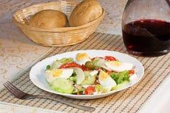 warzywa sałatkowy Zdjęcia Stock