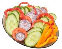warzywa sałatkowy Zdjęcie Stock