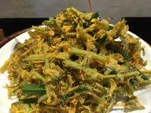 Warzywa smażący Zdjęcia Stock